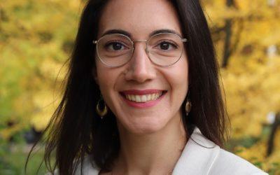 PSE accueille Benedetta Lerva pour le semestre de printemps 2021
